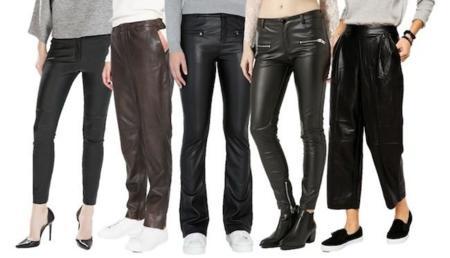 Pantalones Piel 2015