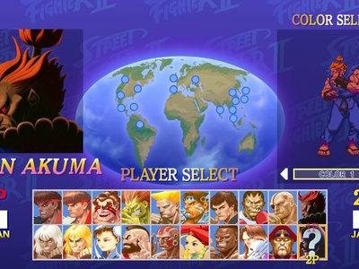 """Shin Akuma es seleccionable en Ultra Street Fighter II y estos son los cinco """"sencillos"""" pasos que lo desbloquean"""