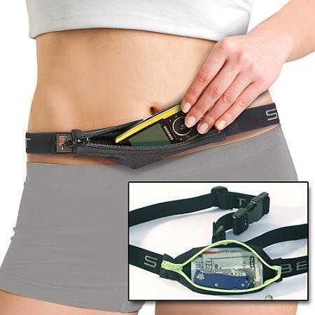 SPIbelt, cinturón con compartimento para objetos