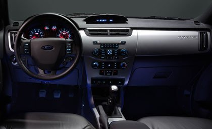 2008 ford focus el nuevo focus americano. Black Bedroom Furniture Sets. Home Design Ideas