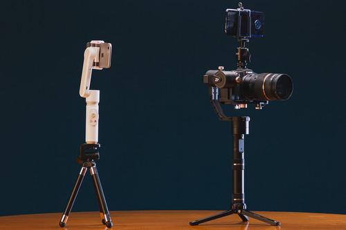 Guía para elegir un estabilizador de cámara: diferencias, consejos y consideraciones