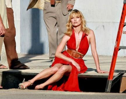 Foto de Kate Moss para Donna Karan, primeras imágenes (1/4)