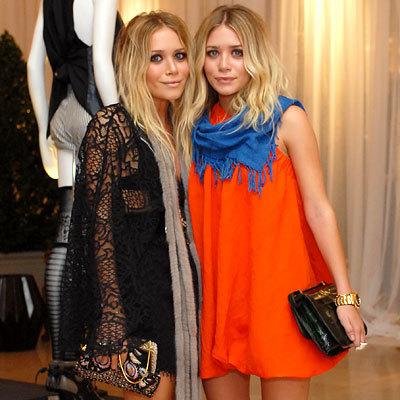 El look de Ashley Olsen en el lanzamiento de Elizabeth & James