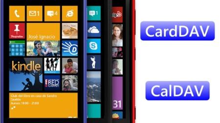 Microsoft implementará soporte CardDAV y CalDAV en Windows Phone, pero ¿cuándo?