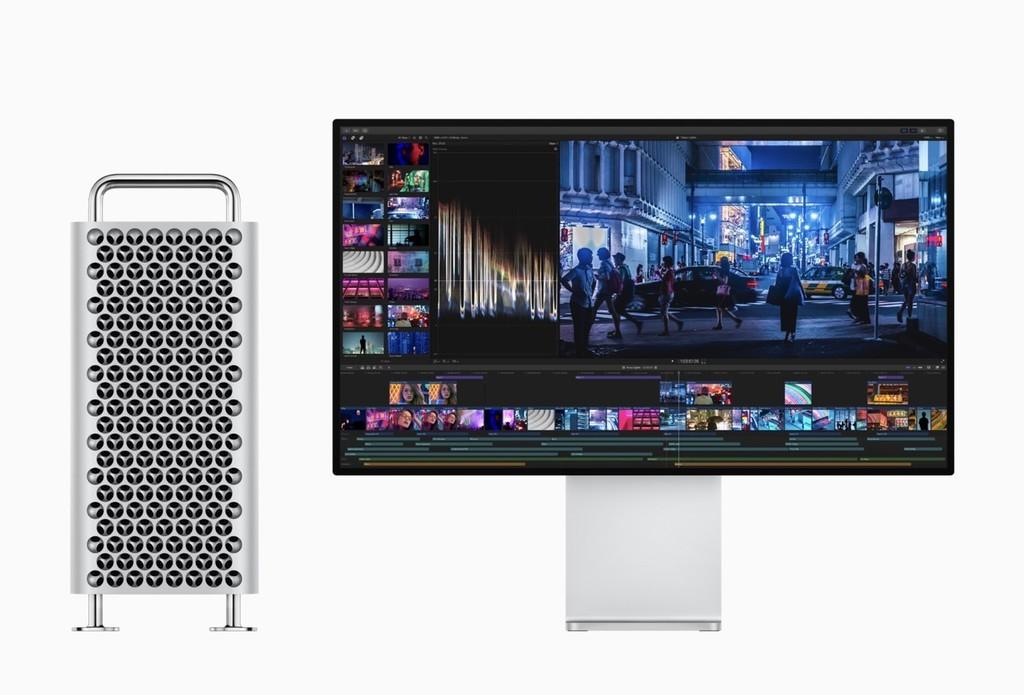 El Mac™ Pro y la monitor Pro Display XDR permaneceran a la venta a partir del martes diez de diciembre