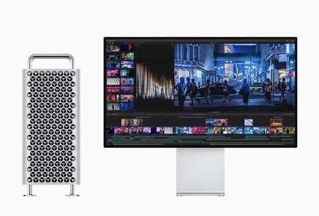 El Mac Pro y la pantalla Pro Display XDR estarán a la venta a partir del martes 10 de diciembre
