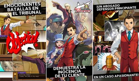 Apollo Justice: Ace Attorney, el cuarto juego de la saga de juicios de Capcom llega a Android