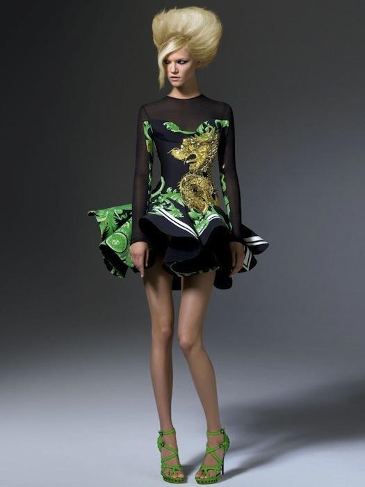 Foto de Atelier Versace Otoño-Invierno 2011/2012 (1/25)