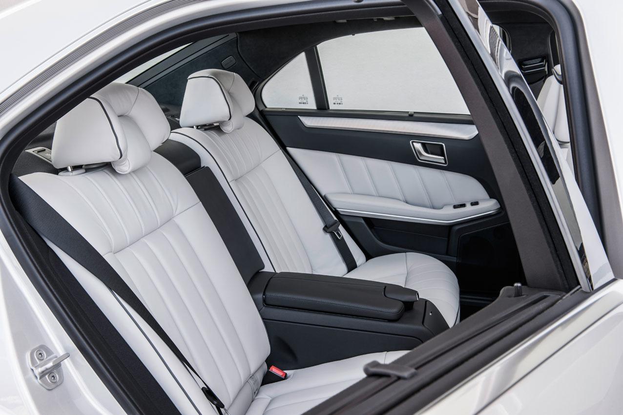 Foto de Mercedes-Benz Clase E 2013 (58/61)