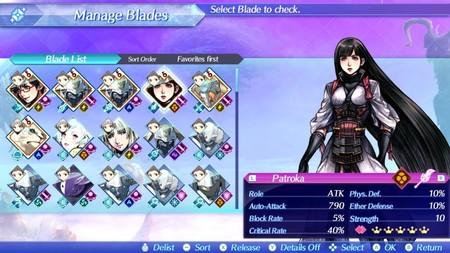 Xenoblade Chronicles 2 Actualizacion 01