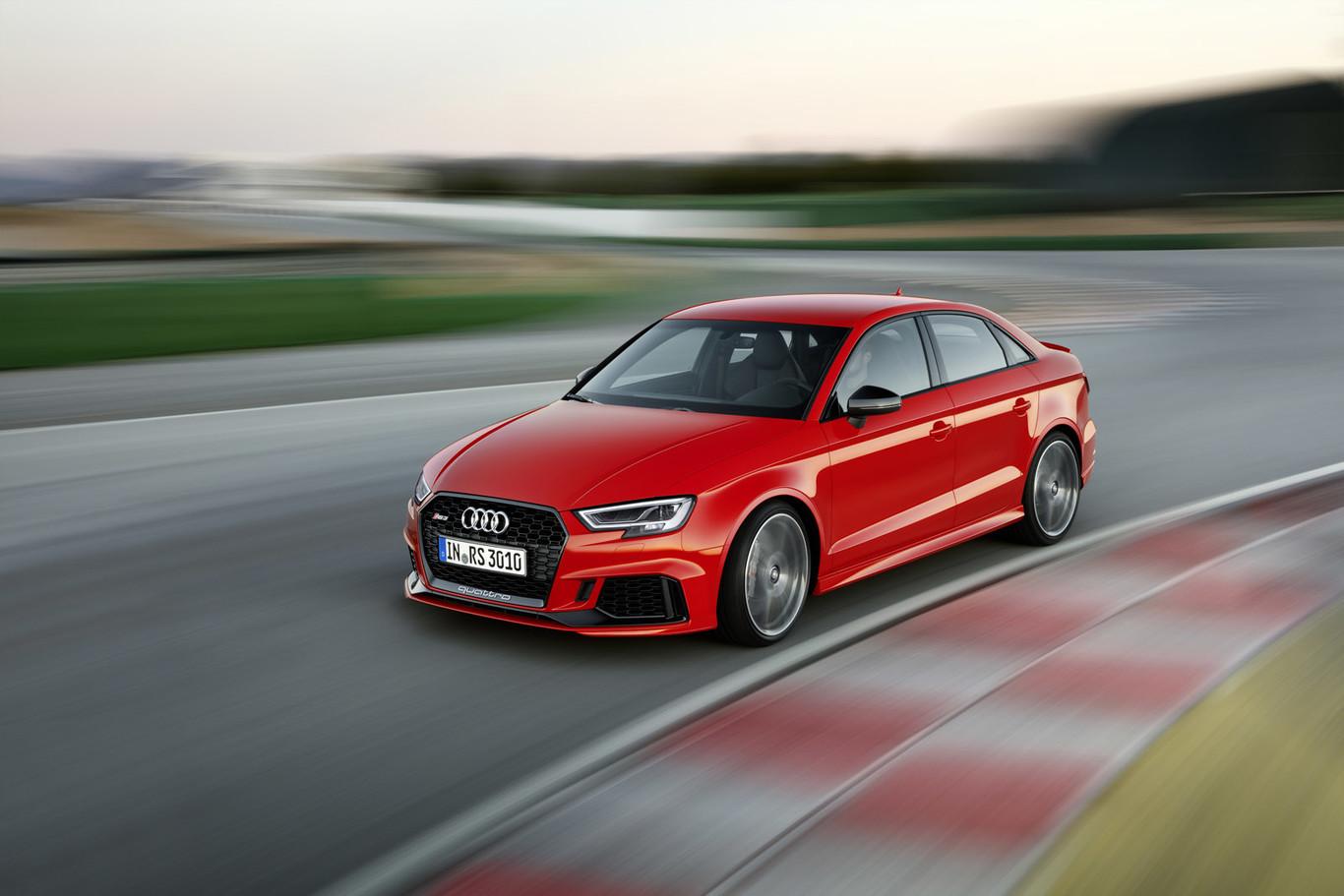 Foto de Audi RS3 Sedán (1/16)