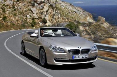 Ya a la venta el BMW Serie 6 Cabrio en España desde 94.400 euros