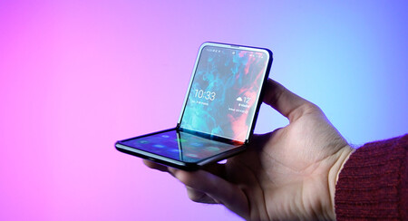 Xiaomi patenta un móvil plegable tipo concha muy similar al Samsung Z Flip