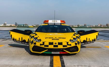 Lamborghini Huracán Aeropuerto Bolonia