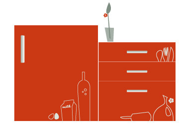 Decora tus electrodomésticos