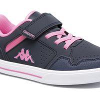 c4d460495e538 Zapatillas Kappa para niña en negro y rosa modelo Virgaho por sólo 16
