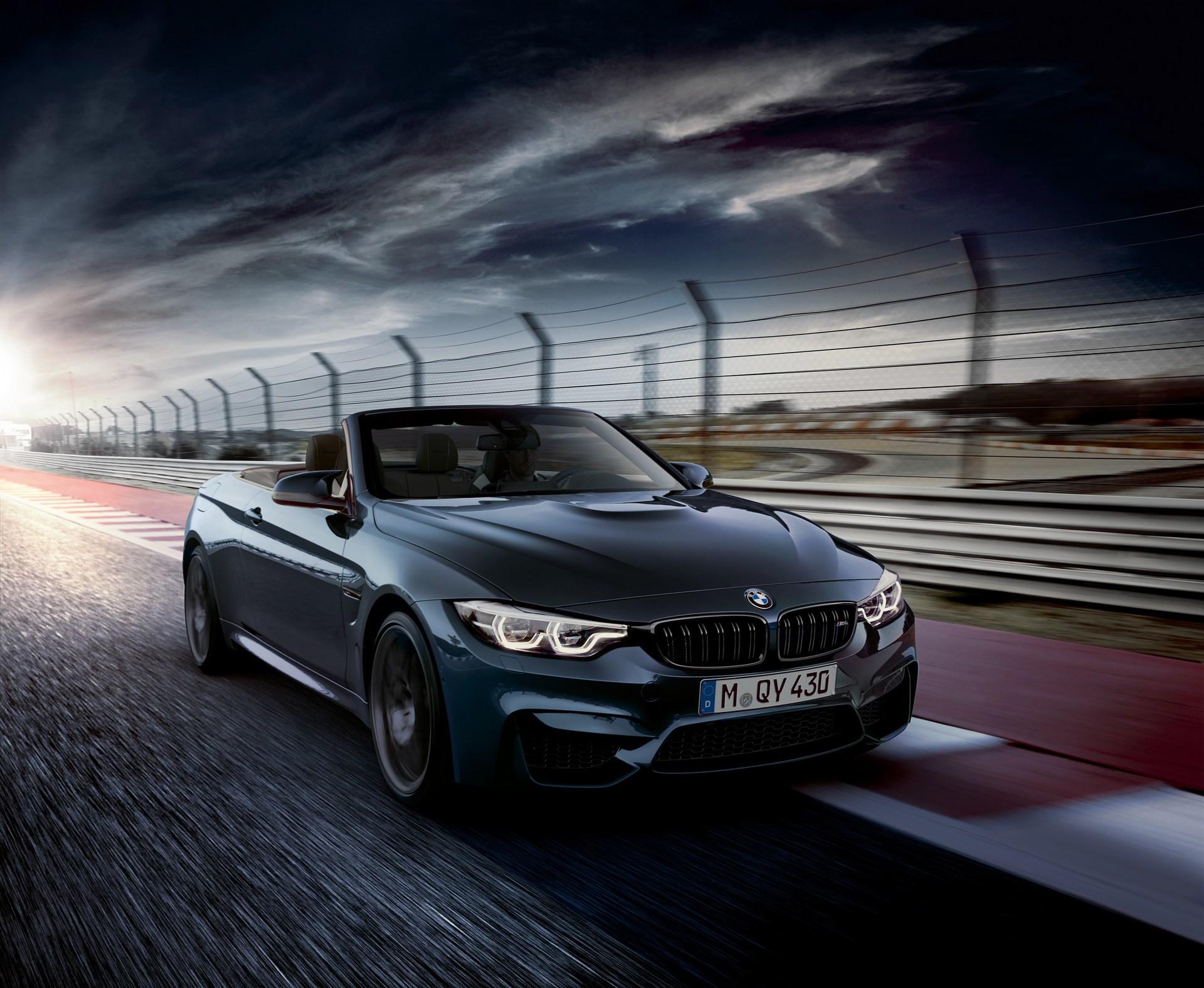 Foto de BMW M4 Convertible 30 Jahre (9/14)