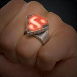 El anillo de Superman
