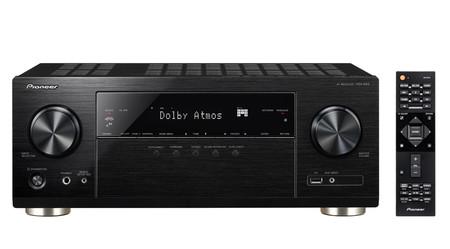 Pioneer renueva su gama media con el VSX-993, un receptor AV que llega con 4K, HDR y Dolby Atmos