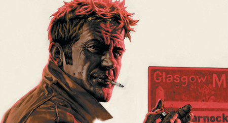 Constantine comic