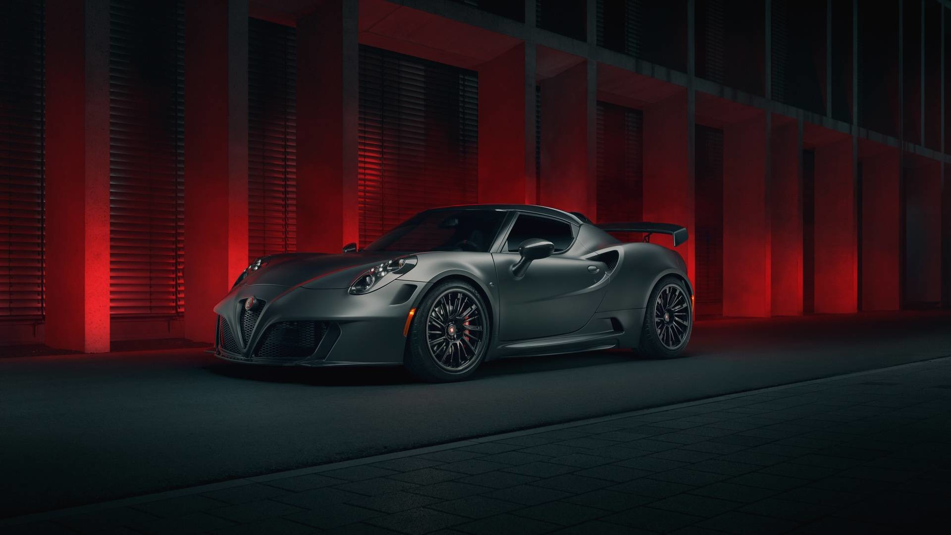 Foto de Pogea Racing Alfa Romeo 4C (1/7)