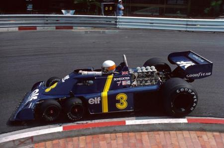 Jody Scheckter volverá a pilotar un Tyrrell P34