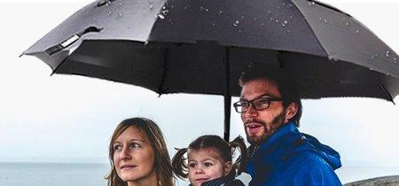 Vuelve la lluvia: los 9 paraguas resistentes al viento más vendidos en Amazon
