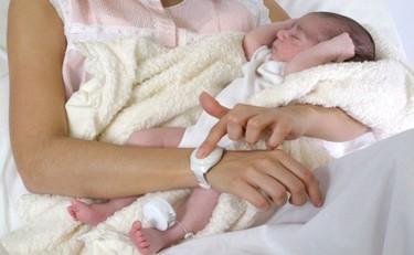 Nueva tecnología para identificar al recién nacido