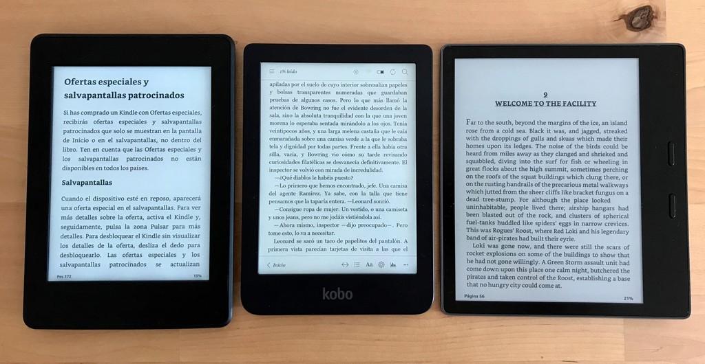 Kobo Clara Hd Amazon Kindle Paperwhite Oasis