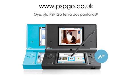Epic Fail: De cuando Sony se olvidó de registrar el dominio de PSP Go en UK...