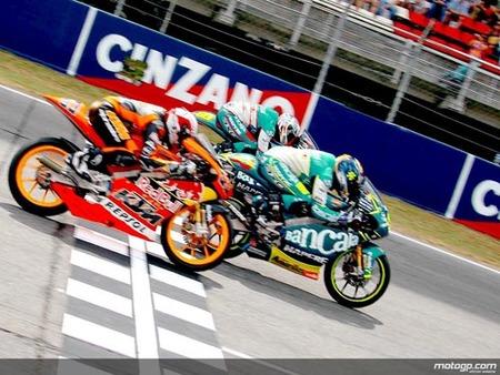 Gran Premio de Catalunya: Ianone gana, Simón líder