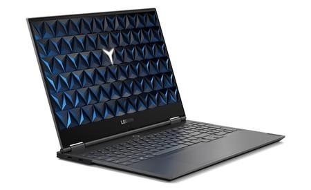 Lenovo Legion Y740S: una laptop para gaming delgada y liviana pero sin GPU, se le conecta de forma externa