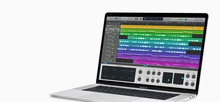 Apple actualiza GarageBand en iOS con una mejor interfaz y Logic Pro X para macOS con soporte para Touch Bar