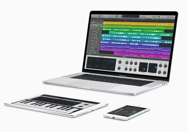 Logic Pro Macbook