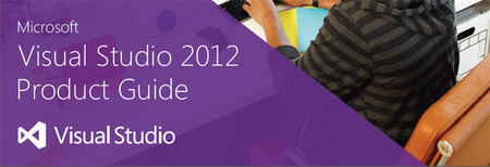 Se publica la Visual Studio 2012 Product Guide