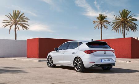 ¡A todo gas! El nuevo SEAT León TGI, con etiqueta ECO de la DGT, llega a España: todos sus precios