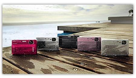 Sony DSC-TX5, ¿compacta resistente al agua a la vista?