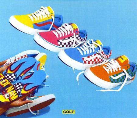 Golf Wang Vans 5