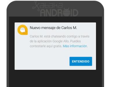 Google Allo: toda la información de por qué puedes chatear con contactos que no tienen la aplicación