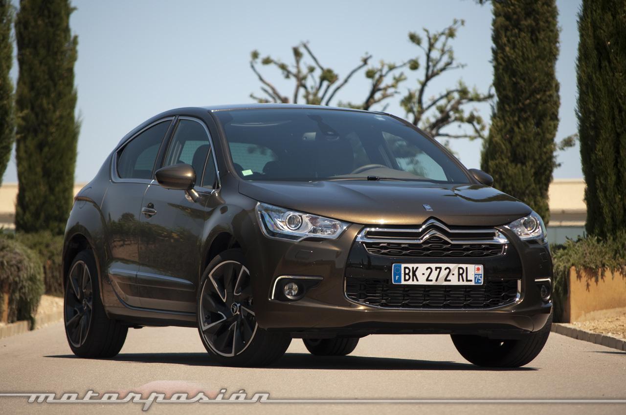 Foto de Citroën DS4 (presentación) (11/23)