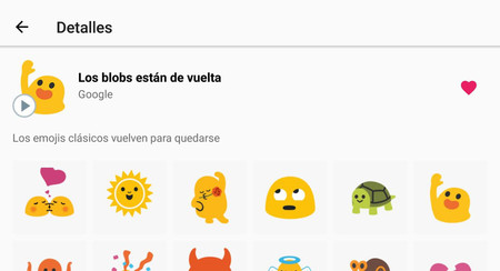 Cómo usar los emojis clásicos con forma de gota de Android en Gboard y Mensajes de Android