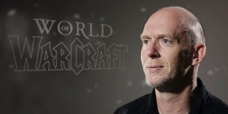 Frank Pearce World Warcraft