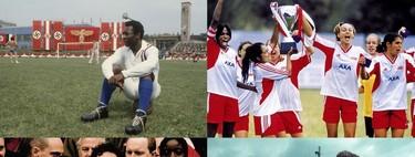 Las 13 mejores películas sobre fútbol de la historia