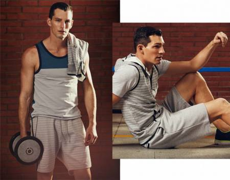 Mango Man Sport Collection Primavera Verano 2015 4
