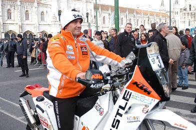 Los pilotos KTM, deseosos de ir a las Dakar Series