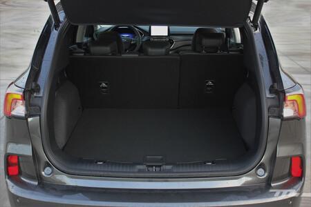 Ford Kuga Fhev 2021 maletero litros