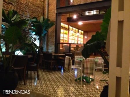 Un espacio singular y cosmopolita como el de La Contraseña, sorprende a la vista y al paladar