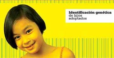 Carné de identificación genética de hijos adoptados