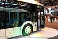 Feria Internacional del Autobús y del Autocar 2010, el boom de los modelos híbridos (parte 2)