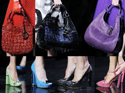 Los complementos de Christian Dior en la Semana de la Moda de Paris otoño/invierno 2008/2009